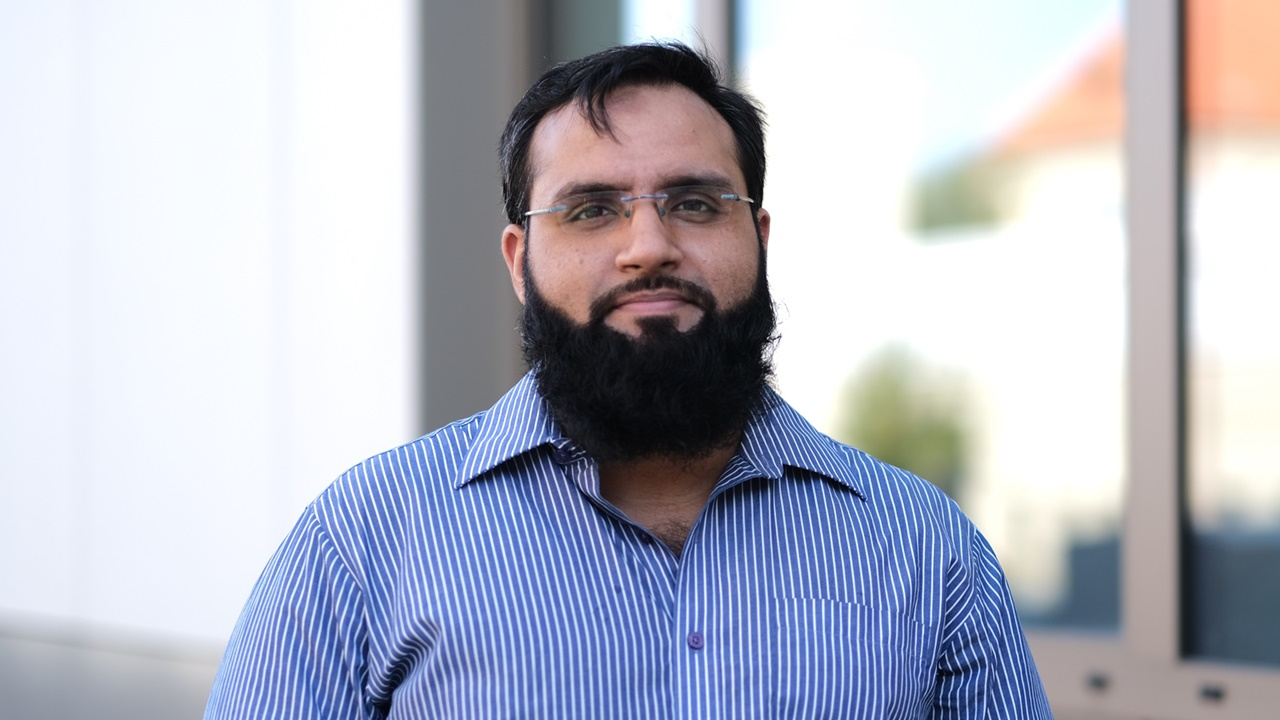 Mirza Abdul Basit Beigh, M.Sc.