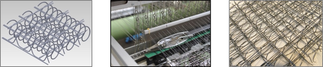 3D textile structure - from concept to production